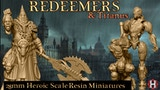 HeresyLab - Redemers Fantasy / Scifi Resin Miniatures & STL thumbnail