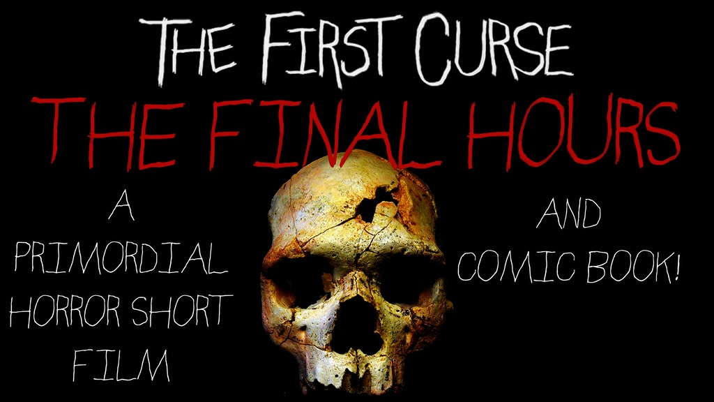 THE FIRST CURSE project video thumbnail