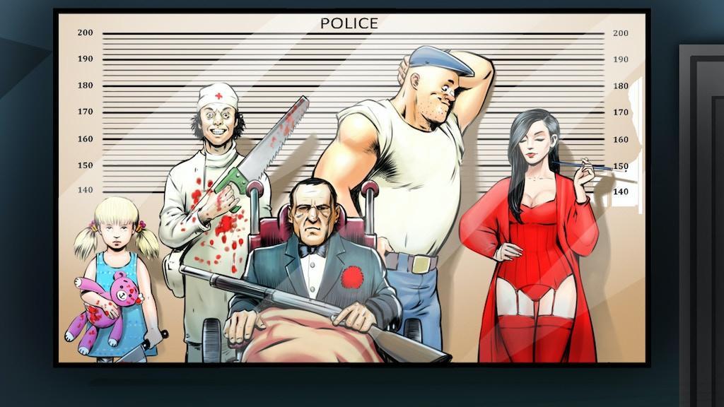 Mafia: Crime Scene project video thumbnail