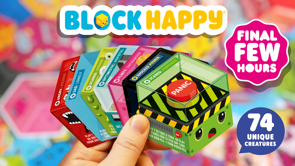 Block Happy project video thumbnail
