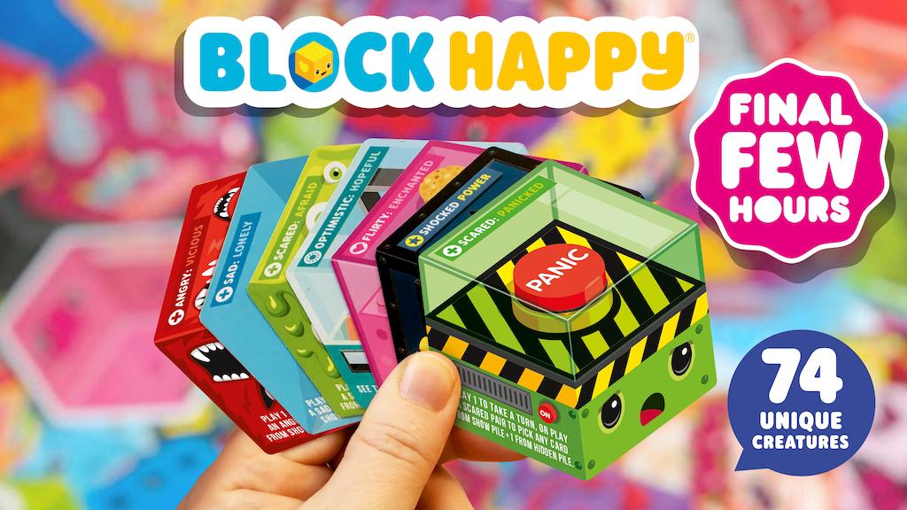 Block Happy project video thumbnail