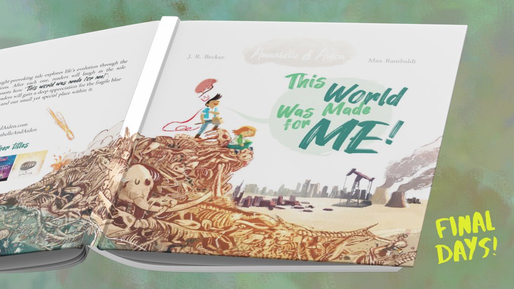 A Children's Book on the Environment & Evolution project video thumbnail