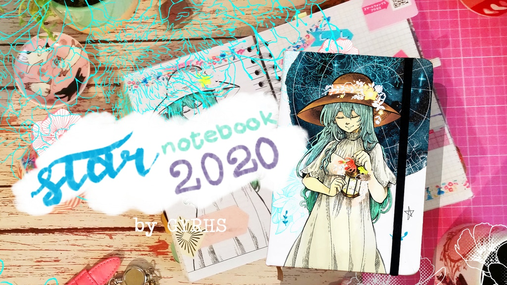 Project image for Star notebook 2020