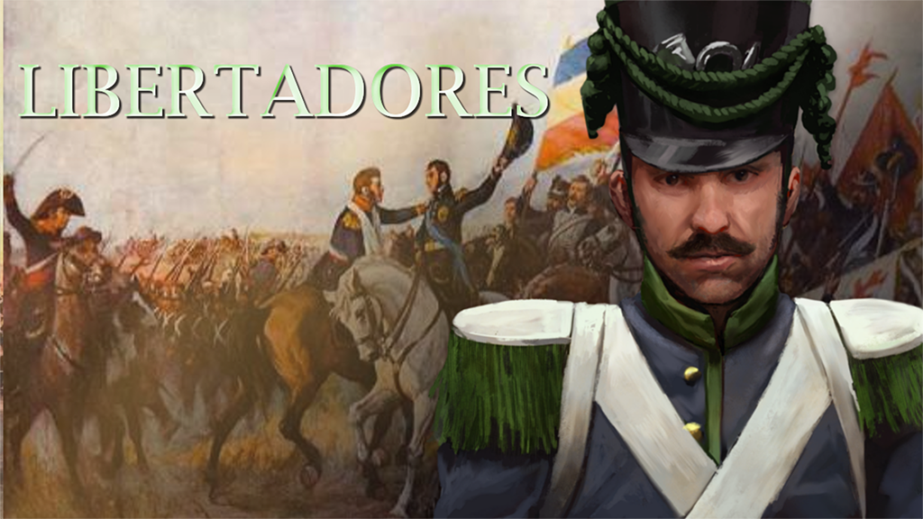 LIBERTADORES project video thumbnail
