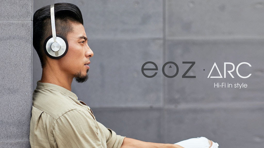 EOZ ARC - ANC Headphones crafted to last project video thumbnail