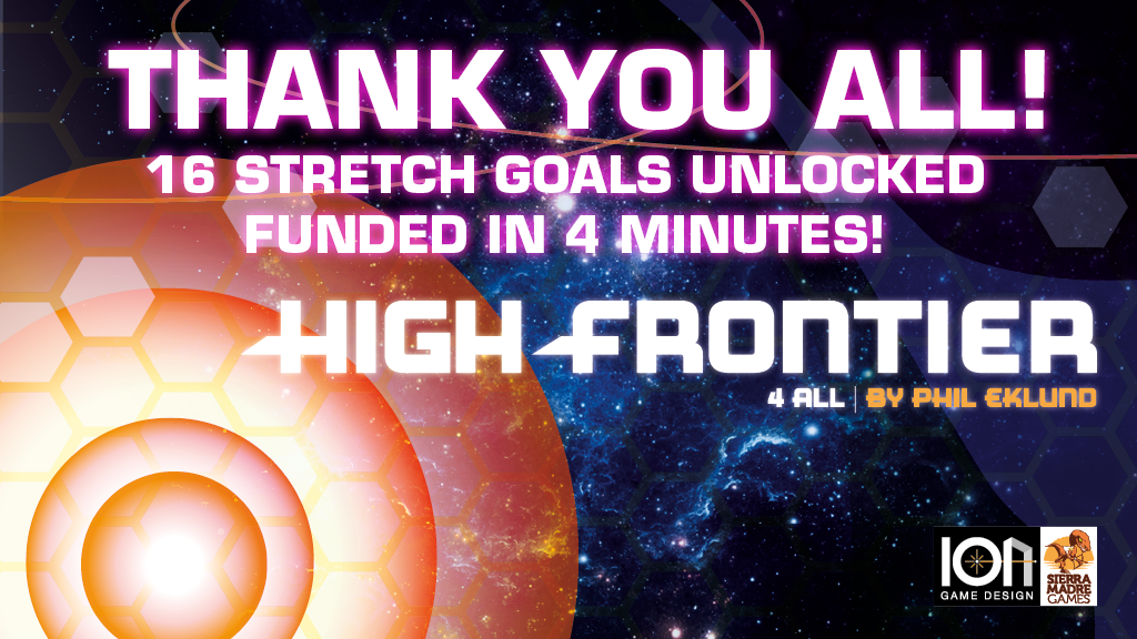 High Frontier 4 All project video thumbnail