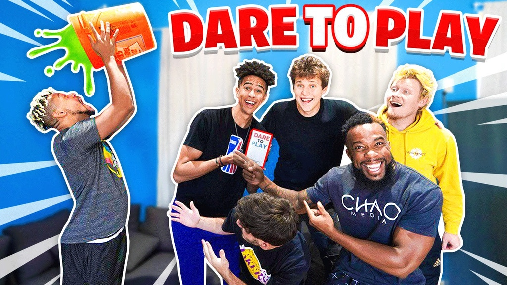 Dare To Play project video thumbnail