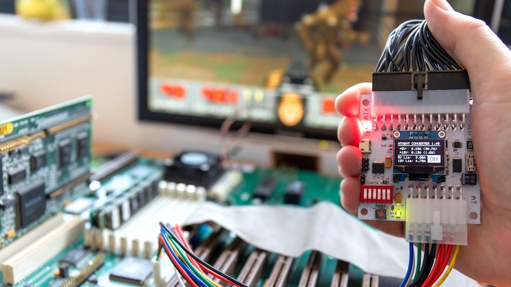 [Kickstarter] ATX2AT : plus de puissance et de sécurité pour votre vieux PC rétro. B17aad39b5b2014bd79b4440a5e3630a_original.jpg?ixlib=rb-2.1