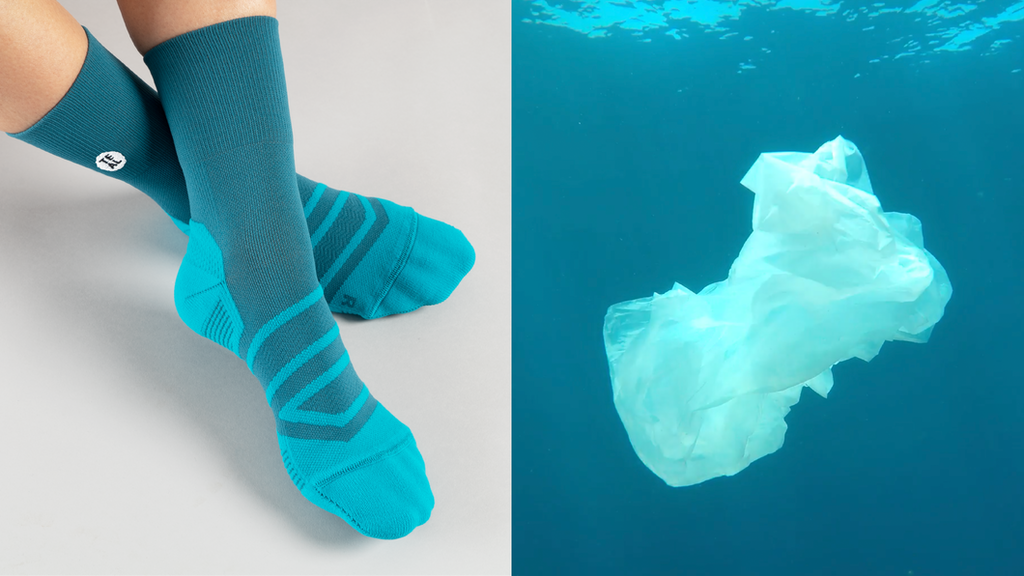 TEAL PROJECT - Performance Socks Made From Ocean Plastic project video thumbnail