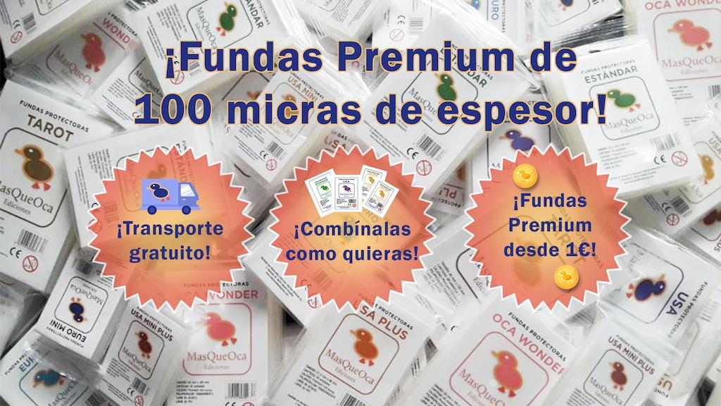 Fundas Premium MasQueOca 1€ project video thumbnail
