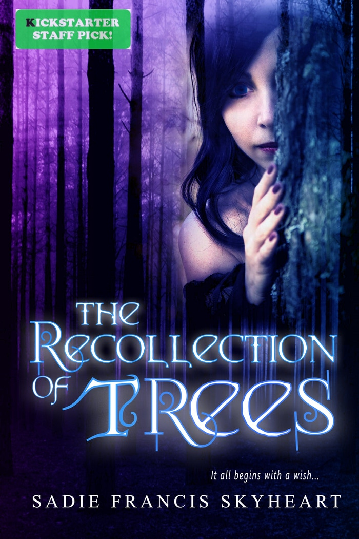 THE RECOLLECTION OF TREES is a mystical, emotional tale of secrets & self-discovery blending witches, family dysfunction, & first love.