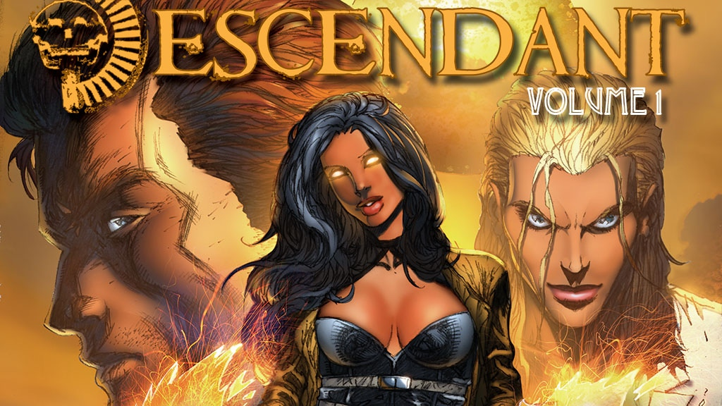 Descendant Volume 1 Trade Paperback project video thumbnail