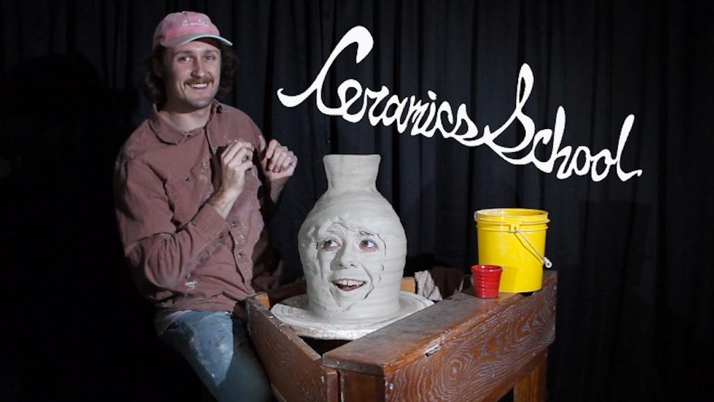 Ceramics School project video thumbnail