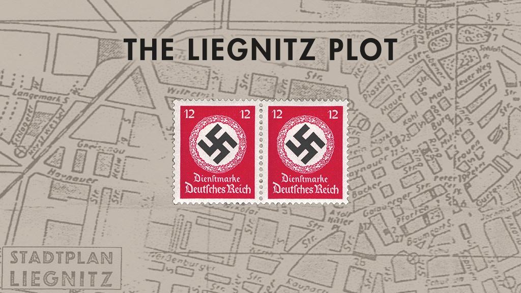 THE LIEGNITZ PLOT - a Holocaust mystery project video thumbnail