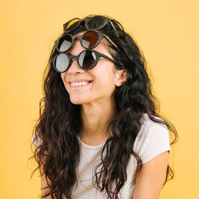 Ochis: ecological eyewear made of coffee
