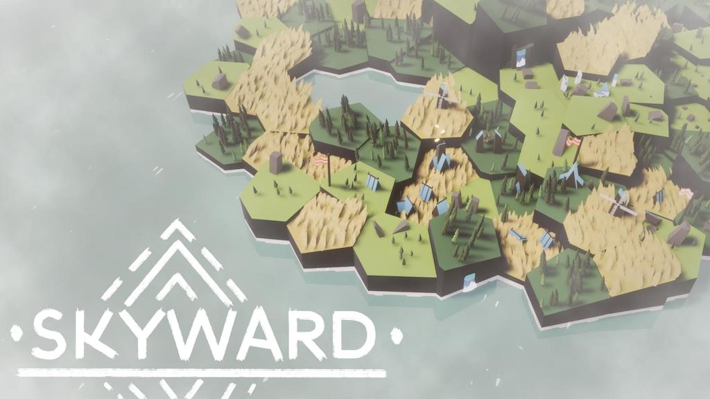 Skyward project video thumbnail