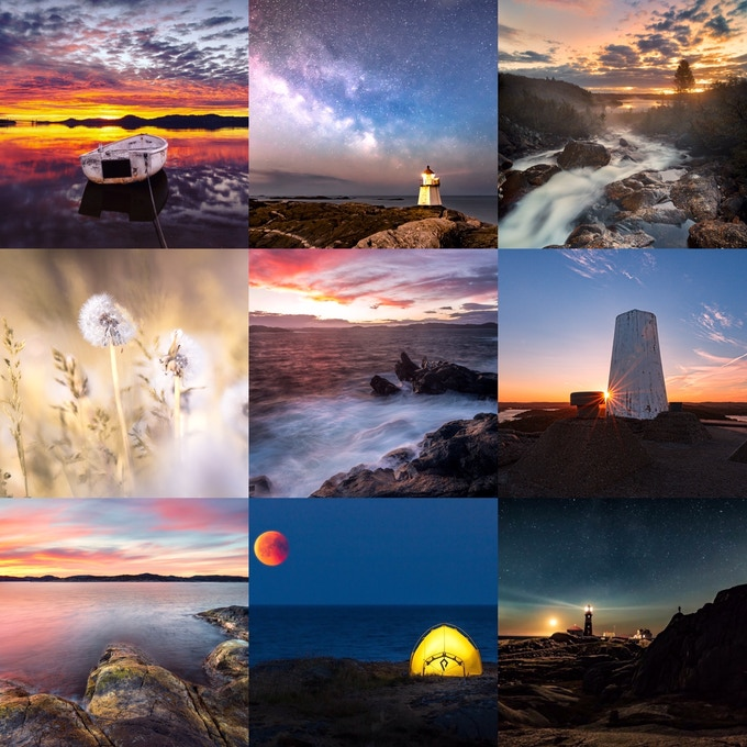 Landscape Photography For All