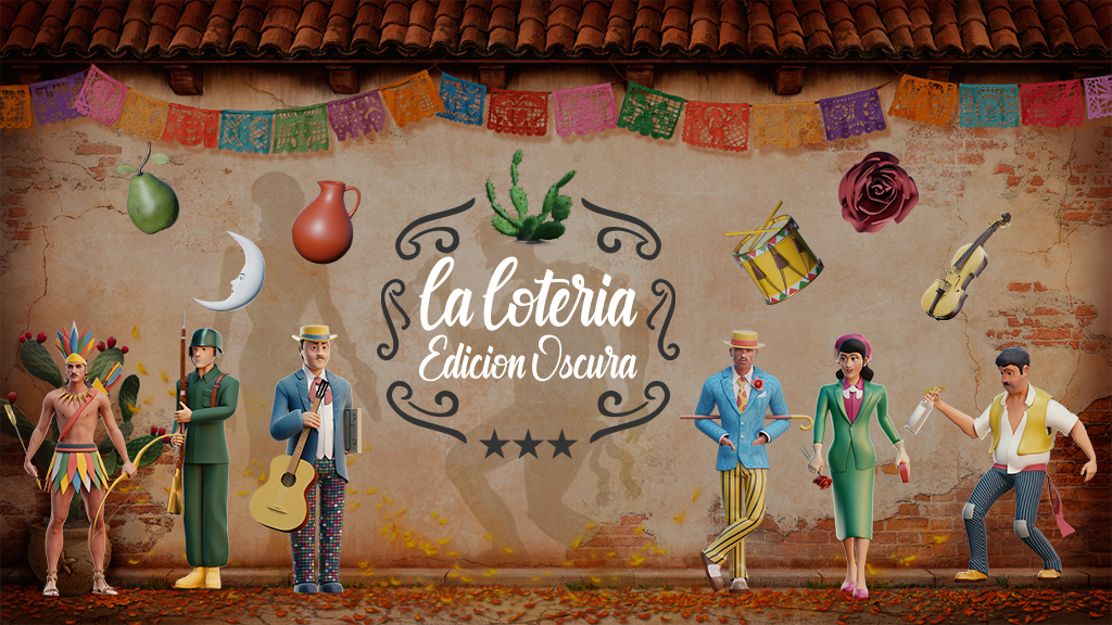 Project image for La Loteria Edicion Oscura