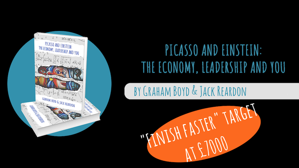 Picasso and Einstein: The Economy, Leadership and You project video thumbnail