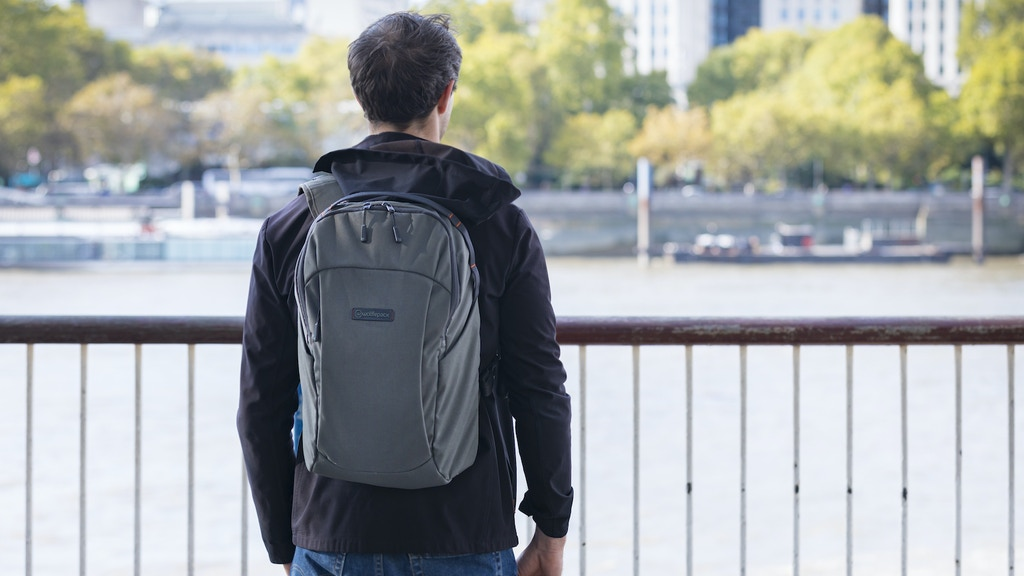 Wolffepack Modula: The Revolutionary Modular Access Backpack project video thumbnail
