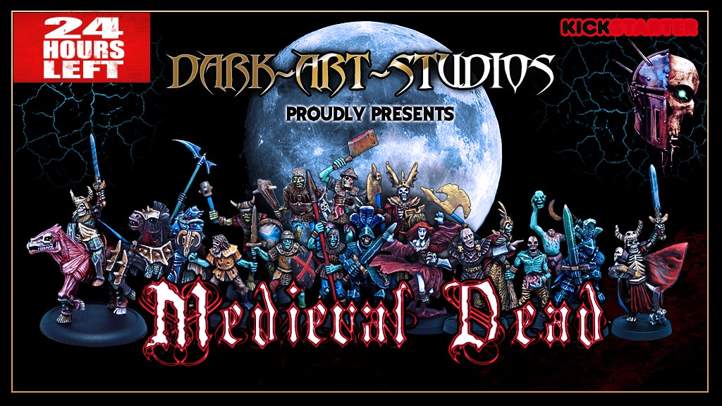 Medieval Dead project video thumbnail