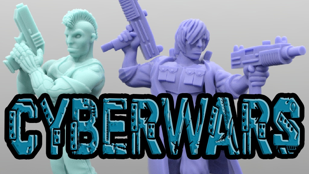 Project image for Cyberwars