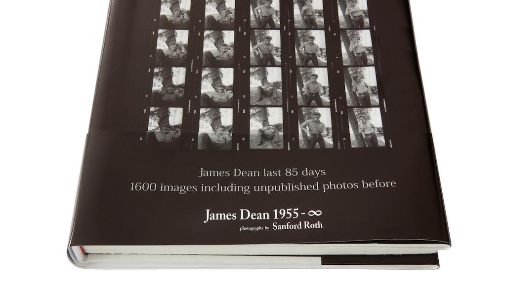 NEW James Dean photobook |including 1600 images