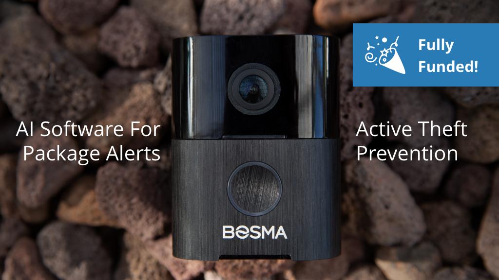 Sentry: Advanced, secure, modular video doorbell project video thumbnail
