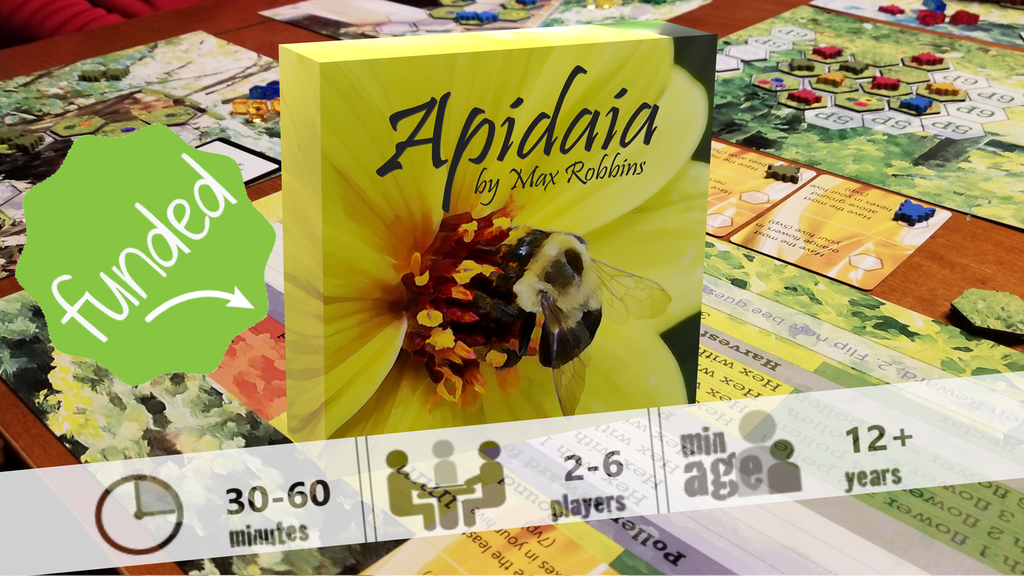 Apidaia: the game about bees project video thumbnail