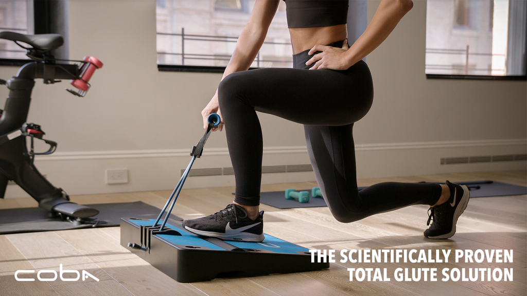 The Counterbalance Glute Trainer (COBA Board) project video thumbnail