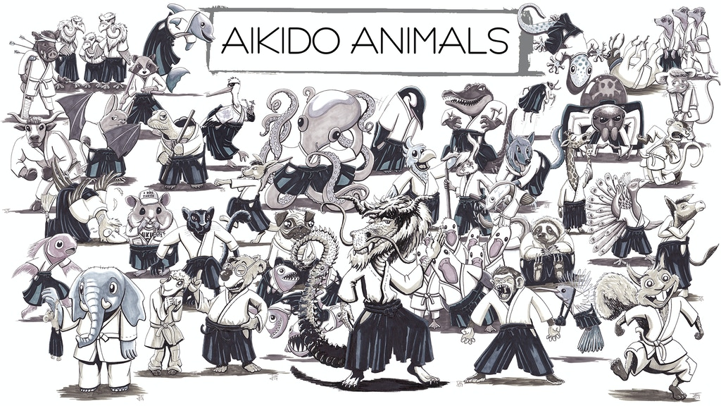 Project image for Aikido Animals