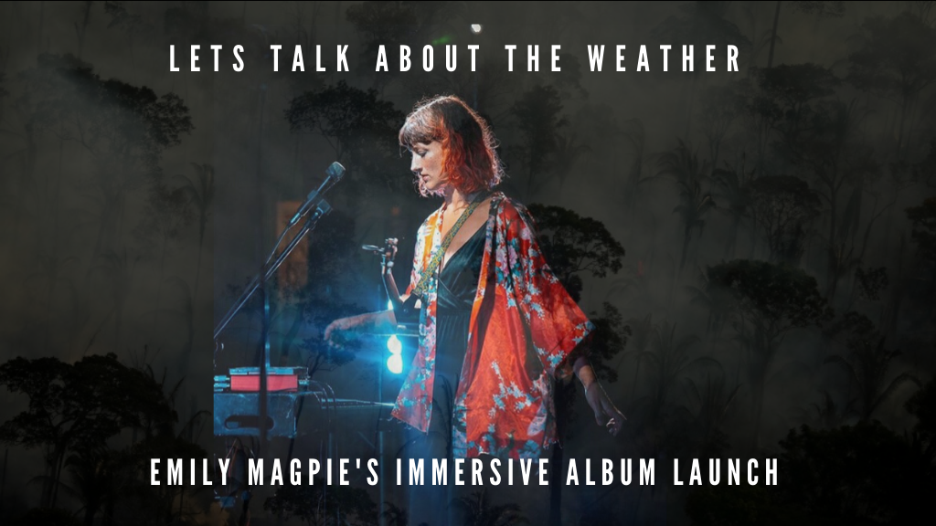 Let's Talk About the Weather- Immersive Album Launch project video thumbnail