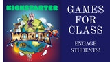 WorldsXP: Gamified Learning Experience thumbnail