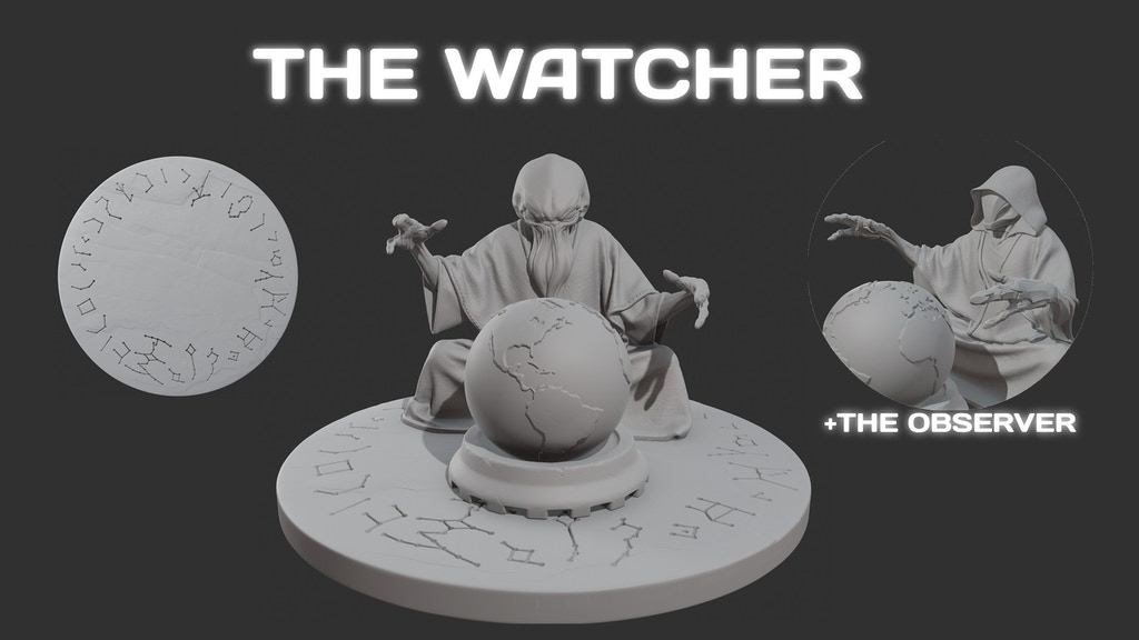 Project image for The Watcher (Canceled)