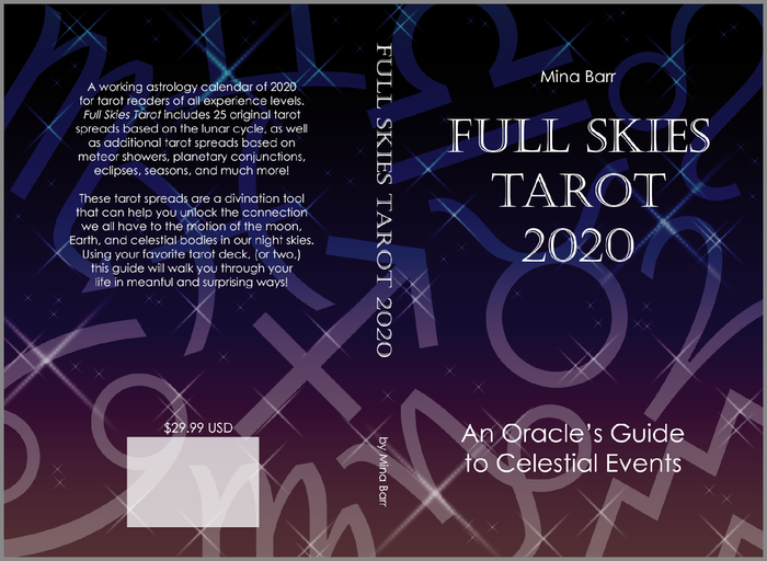Full Skies Tarot 2020: An Oracle's Guide to Celestial Events