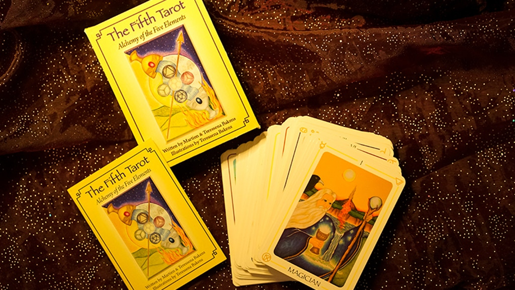 The Fifth Tarot - Second Edition project video thumbnail