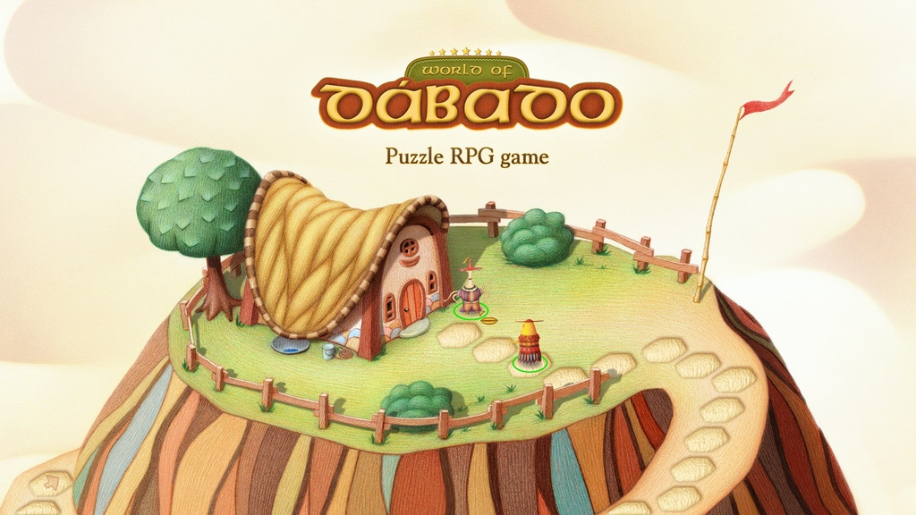 World of Dabado | Puzzle RPG game