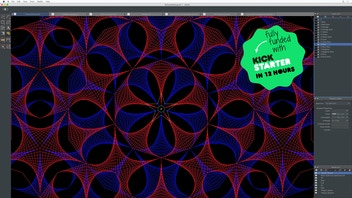 Q — Sacred Geometry Drawing Software