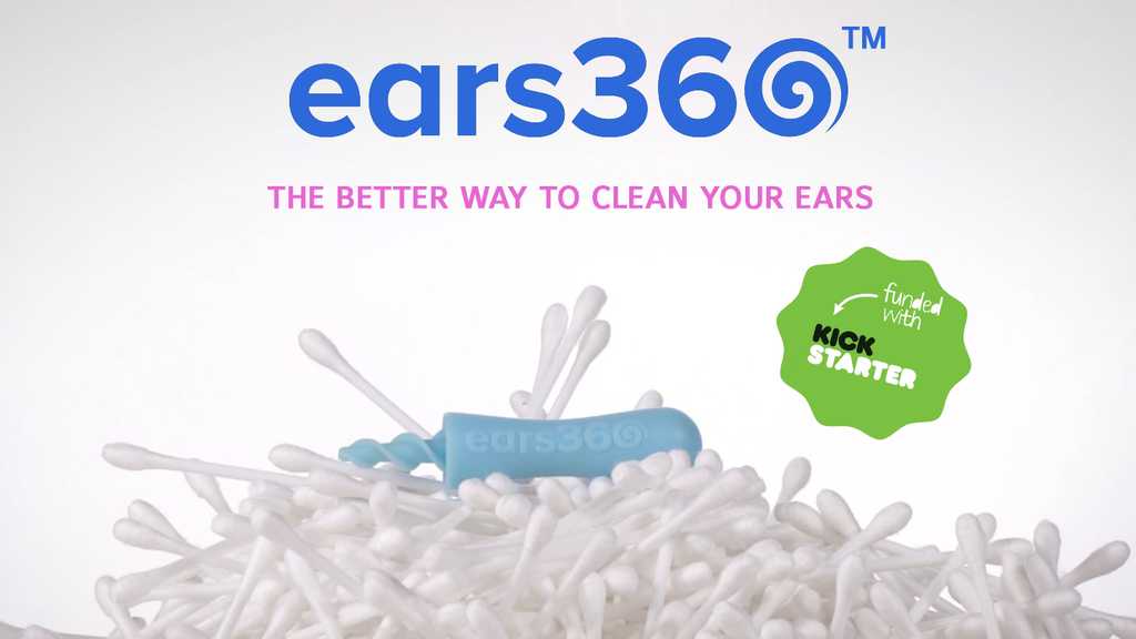 Ears 360™ | Last Reusable Ear cleaner project video thumbnail