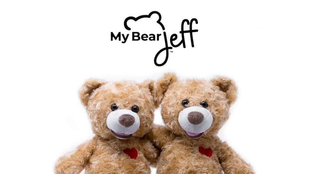 My Bear Jeff: Bear for Bear project video thumbnail