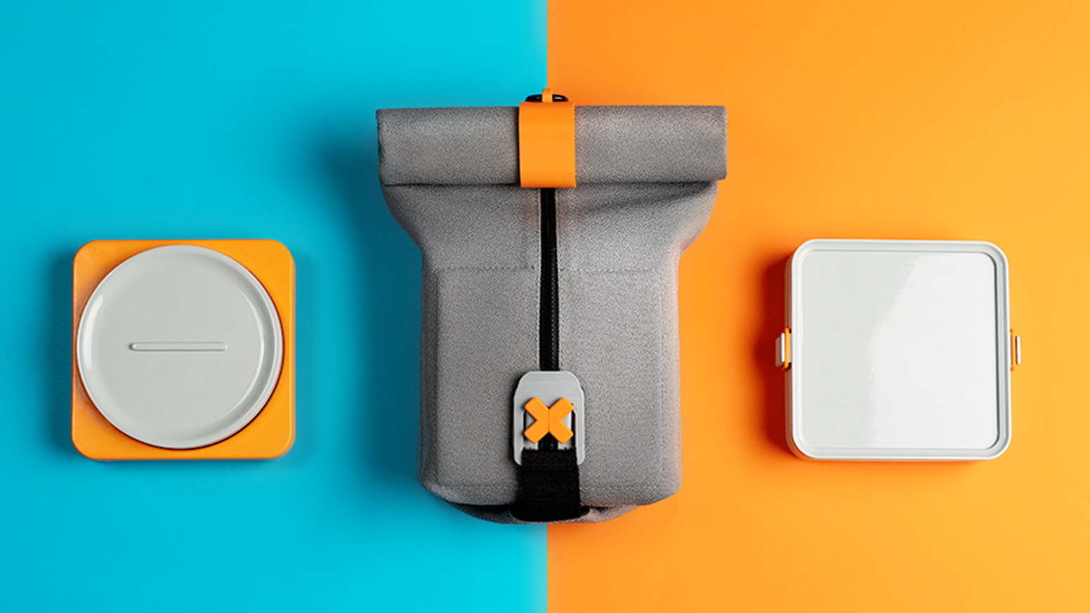 Foldeat has 15 unique features smartly integrated. Packing and eating on the go have never been easier.