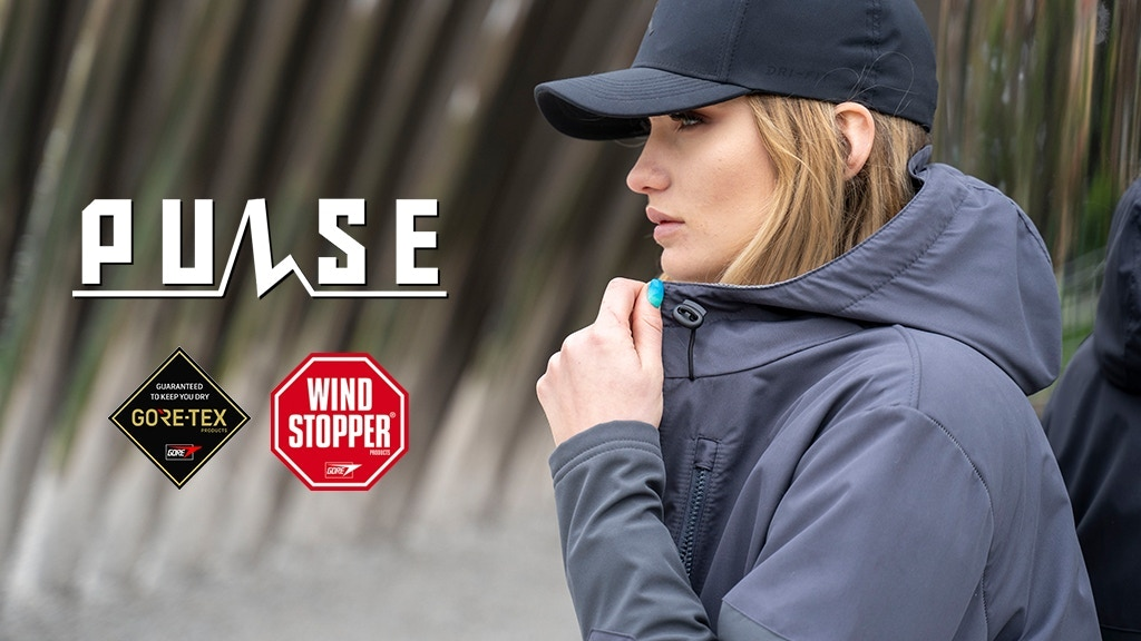 Pulse Jacket and Joggers: heated Gore-Tex® Pulse Wear project video thumbnail