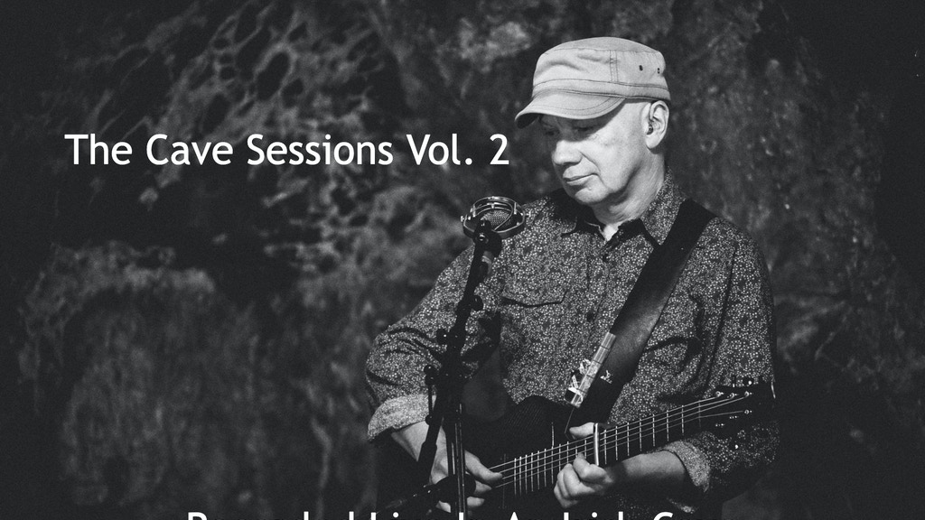 The Cave Sessions Vol. 2 - Recorded Live In An Irish Cave project video thumbnail