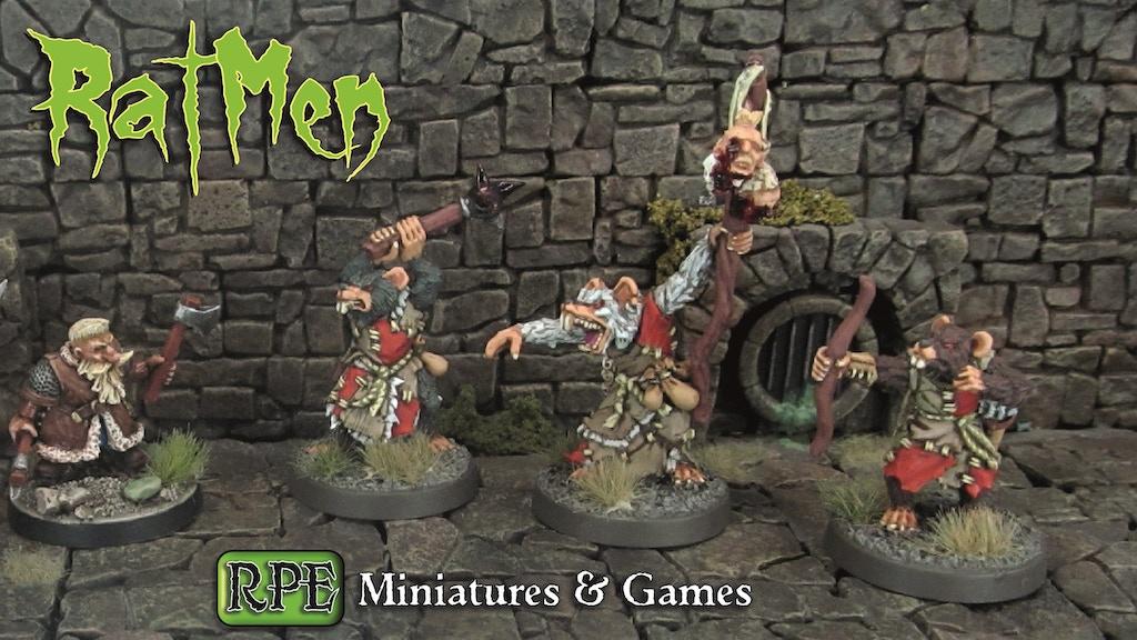 Ratmen Kickstarter from RPE