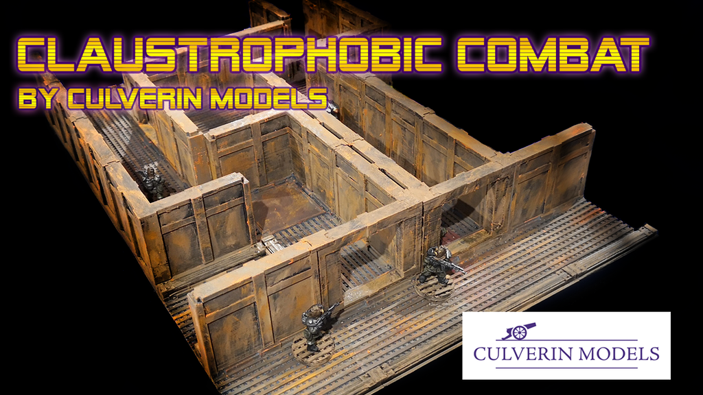 Project image for Culverin Models: Claustrophobic Combat