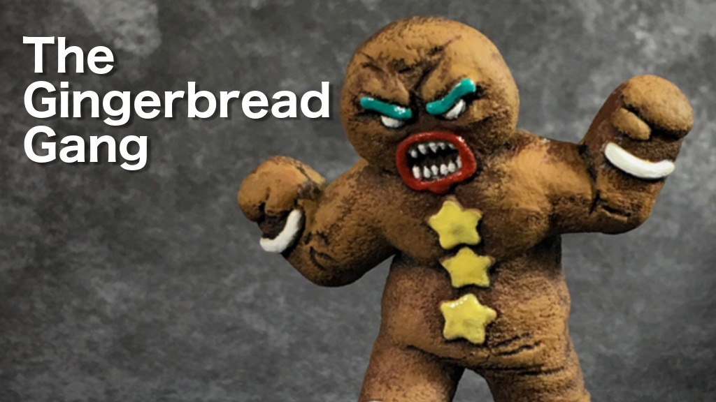 The Gingerbread Gang project video thumbnail