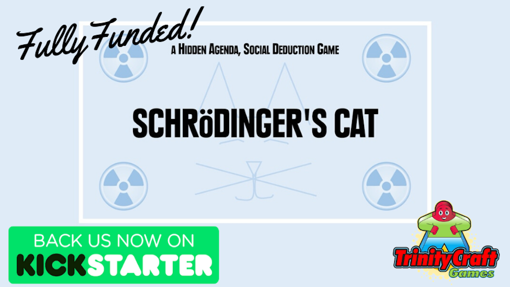 Schrödinger's Cat project video thumbnail