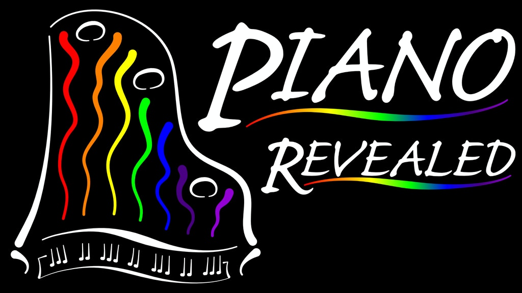 Piano Revealed | A beginner's guide to the art of piano project video thumbnail