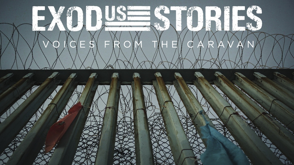 EXODUS STORIES: Voices from the Caravan project video thumbnail