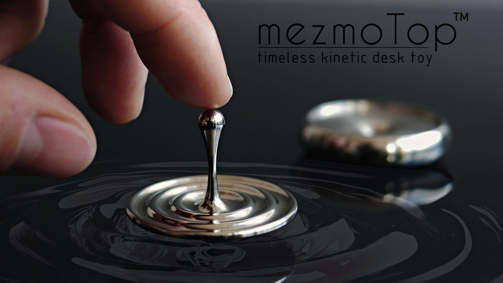 MezmoTop™- Frozen in time project video thumbnail